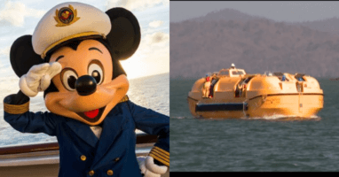 Disney Cruise Line Employees Return Home