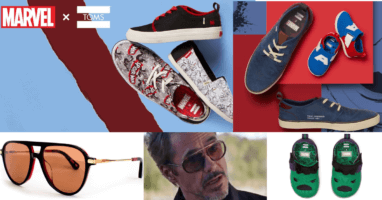Marvel x Toms collection