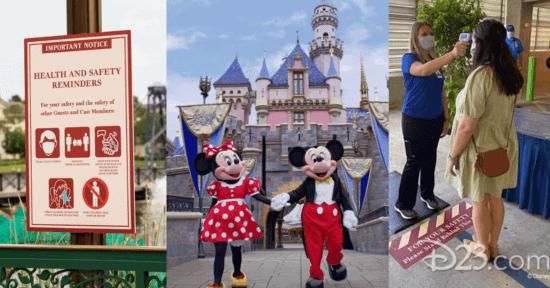 Disneyland Changes
