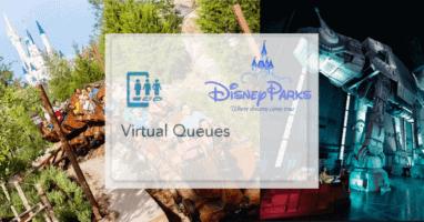 Virtual Queues Disney Parks
