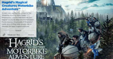 Universal Orlando Adds Virtual Lines to Select Rides Ahead of Reopening