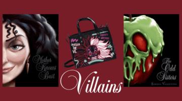 Disney Villains Book Series