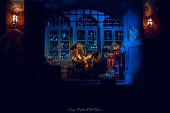 Magic Kingdom Memories Capt Jack Sparrow