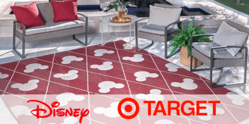 Mickey Rugs from Target