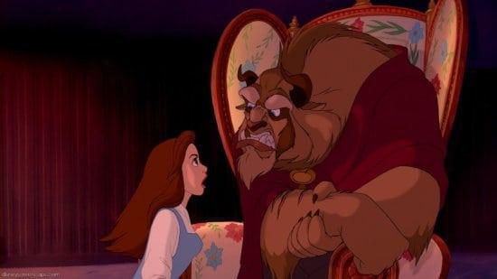 Beauty and the Beast disney animated classics