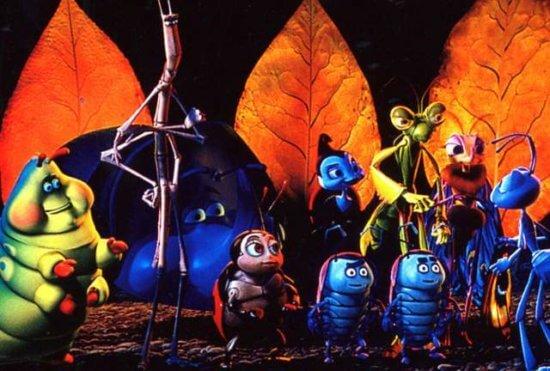 A Bug's Life Cast