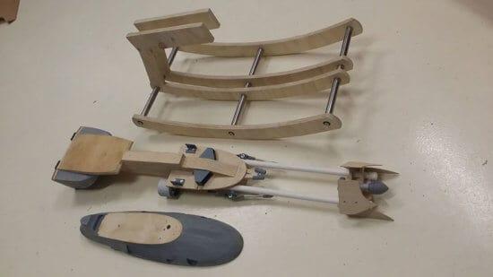 74-z speeder construction 2