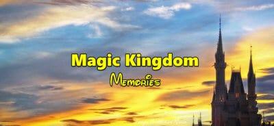 magic kingdom memories