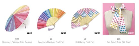 dapper day candy line 2020