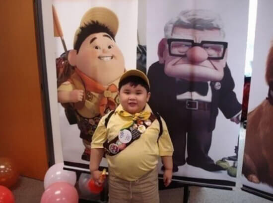 Up's Russell
