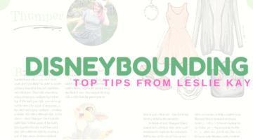 disneybounding top tips header