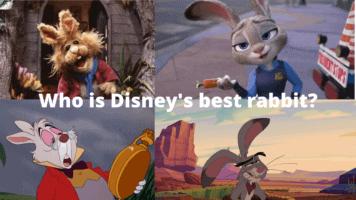 Disney's best rabbits