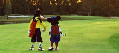 Disneyland Paris Golf