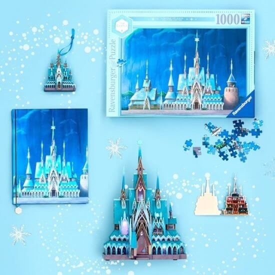 arendelle castle collection full
