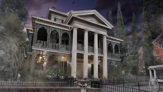 Haunted Mansion urban legend
