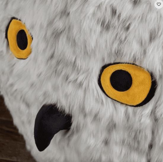 Hedwig bean bag
