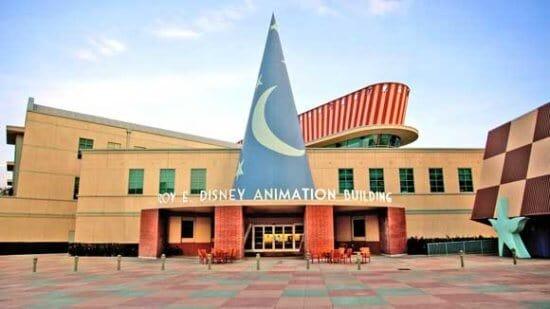Walt Disney Animation Building