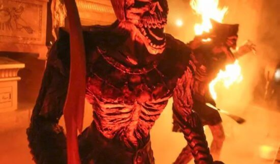 favorite experiences at Universal Studios Revenge of the Mummy
