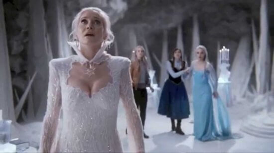 Snow Queen Once Upon a Time