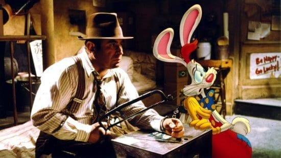 Roger Rabbit lamp