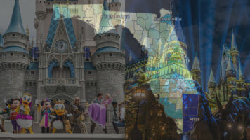 Magic Kingdom Harry Potter World Universal Orlando