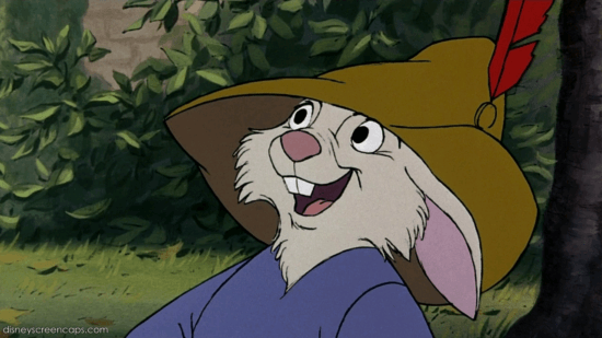 Skippy from Disney's Robin Hood