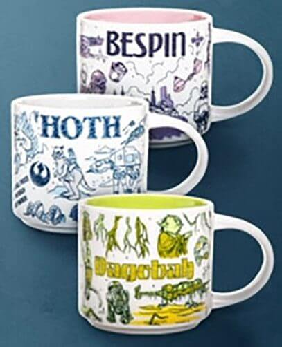 star wars been there mugs