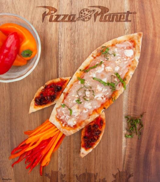 toy story rocket pizza