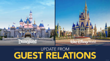 Disney Releases Statement; Encourages July Bookings