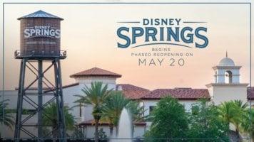 disney springs phased reopening