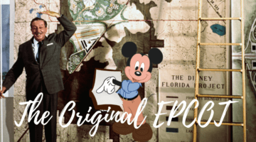 Disney Original EPCOT City