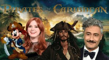 Pirates of the Caribbean Taika Waititi