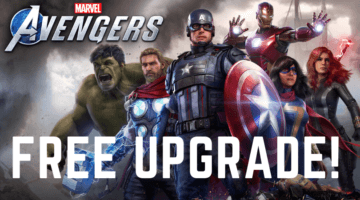 Marvel's Avengers will be a free PS5 upgrade