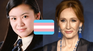 Katie Leung Cho Chang JK Rowling Twitter controversy