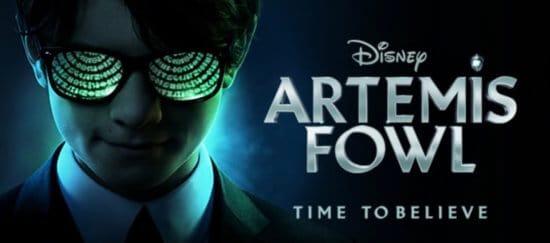 'Artemis Fowl' Banner Poster