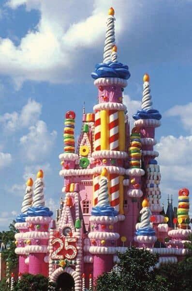 The Birthday Cake, Cinderella Castle