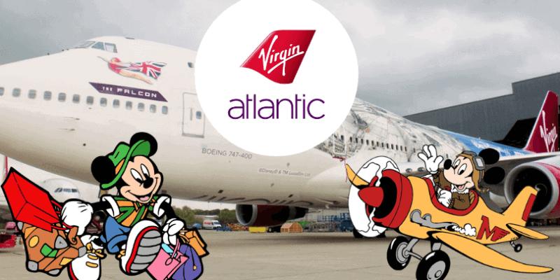 Virgin Atlantic Disney vacation