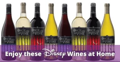 Disney Wines Header
