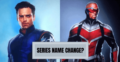 The Falcon and the Winter Soldier Name Change