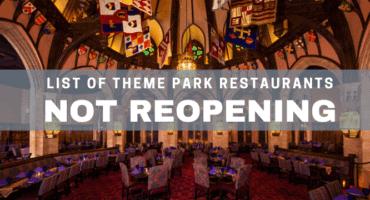 WDW Interior restaurant