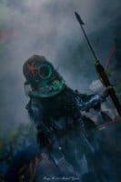Universal Studios Florida Photos HHN Scare Zone