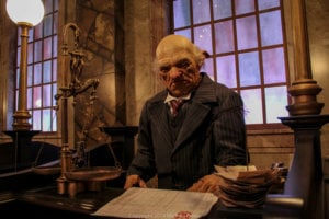 Universal Studios Florida Photos Escape from Gringotts