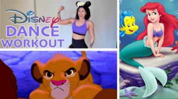 Disney Dance Workout