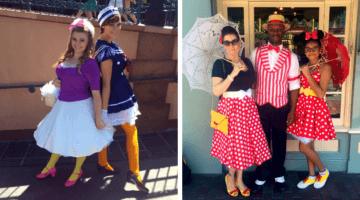 Disneyland Dapper Day Fall 2020