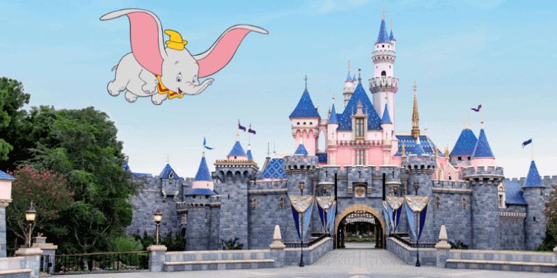 Disneyland Flyover