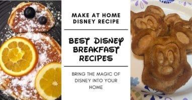 disney breakfast
