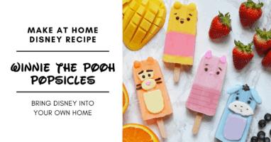 winnie pooh popsicle
