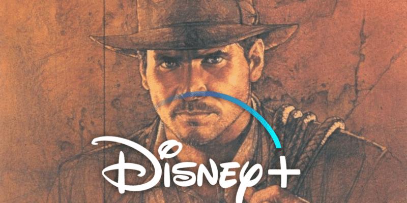 Indiana Jones Disney Plus