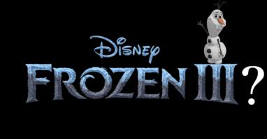 Josh Gad Frozen 3