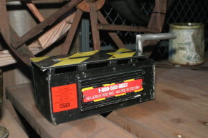 Universal Studios Florida Photos HHN Ghostbusters trap
